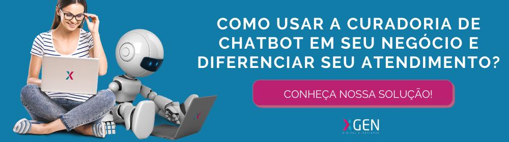 Curadoria de chatbot